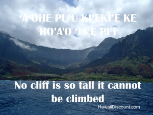 Hawaiian Proverbs and Quotes