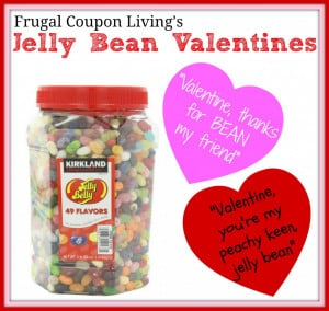 Jelly Bean Valentines – Quotes and Jelly Belly Savings, 4 lbs for $ ...