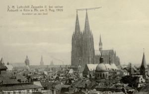 Thread: Luftschiffreisen - travels with Zeppelin