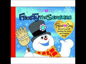 Frosty the Snowman Record a Story Book