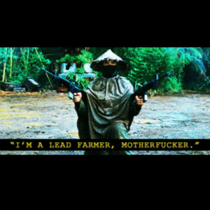 RDJ in Tropic Thunder made my life complete.