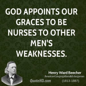 Henry Ward Beecher Men Quotes