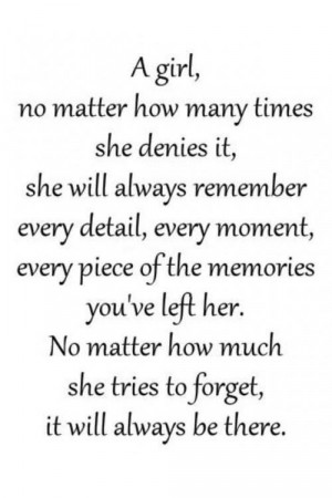 It will always be there love quotes