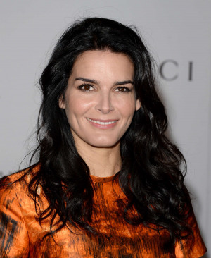 Angie Harmon Out Nyc Full Size