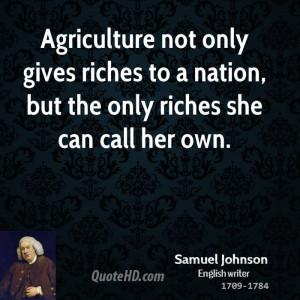 Agriculture Farm Quote