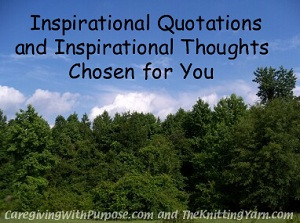 Get Your FREE Inspirational Quotes for Caregivers!