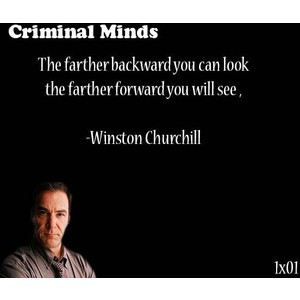 Criminal Minds Quotes And Sayings QuotesGram