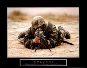Sniper Motivational Poster Military Inspirational Art Print, 28x22 Art ...