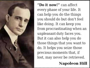 Napoleon Hill http://debraarko.com/proof-law-attraction-works ...