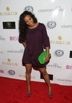 Laurie Ann Gibson - Rocsi Birthday Party - The Grand