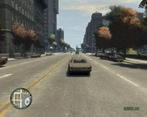 drive across all of liberty city in grand theft auto 4