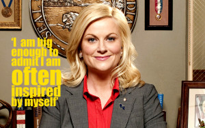How to Stay Upbeat Like Leslie Knope