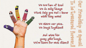 20 Cute Friendship Quotes With Images Friendship wallpapers