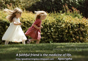 Beautiful Friendship Quotes For The Day