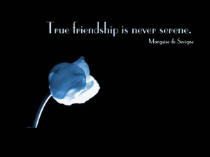 Friendship and love quotes