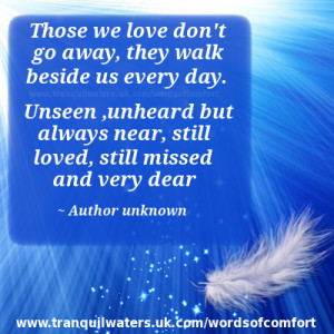 quotes comfort words of comfort for the bereaved page 3