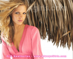 Erin Heatherton Car Desktop