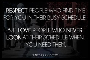 Quotes about respect people ...