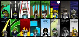 The Best Of YuGiOh Abridged 2 by DukeStewart