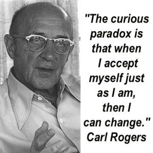 Carl Rogers, Creativity and the RSA