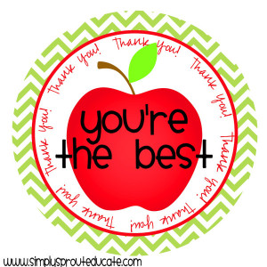 Teacher Appreciation Week 2015. Teacher Appreciation Week 400+ Gifts ...