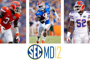 Wednesday July 18, 2012 SEC Media Day Quotes: Players (Gillislee ...