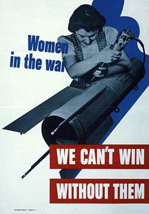 Women and the Home Front During World War II