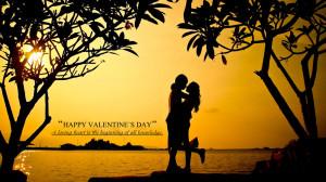 Happy Valentine's Day Loving Romantic Quotes for Couples
