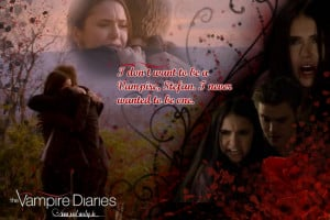 Image of the vampire diaries quotes