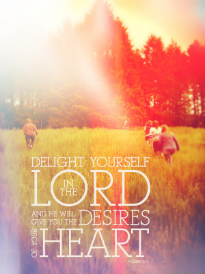 Desktop wallpaper versions for the Psalm 119 photo:
