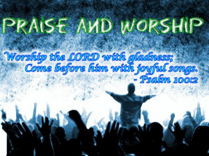 Praise and Worship PowerPoint Templates