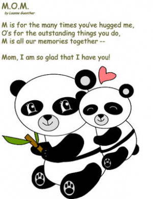 Mother's Day Poems, Quotes and Songs