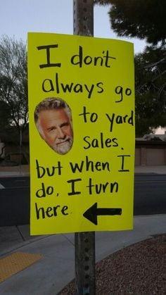 garage sale sign funny more garage sale signs yards sales signs funny ...