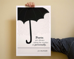 Literature Quote Illustrations by Evan Robertson (Quotes by Hemingway ...