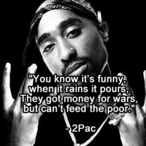 "it's funny"" -Tupac motivational inspirational love life quotes ..."