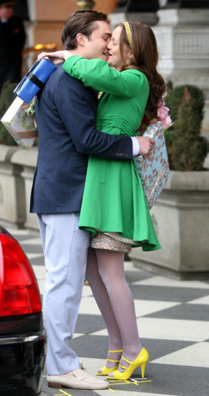 Television & Movie Couples Chuck and Blair (Gossip Girl)