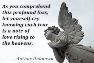 Sympathy sayings