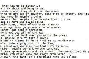 Funny Rap Lyrics