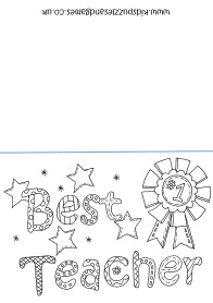 It is an image of Handy Free Printable Teacher Appreciation Cards to Color