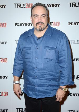 David Zayas Attends Playboy...