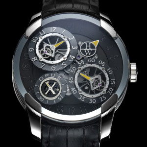 The Watch Quote: Photo - Harry Winston Opus X
