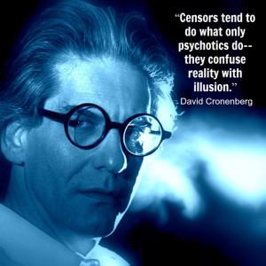 David Cronenberg - Film Director Quote - Movie Director Quote # ...