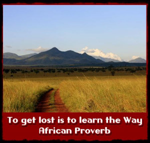 Adversity can be a great teacher – learning the way home can be part ...