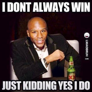 Floyd Mayweather fight memes Rolling Out Joi Pearson-3