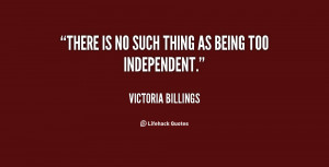 Quotes About Being Independent Preview quote