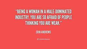 Quotes About Being Dominant