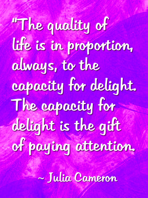 Paying Attention Transforms Your Life!