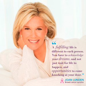 Joan Lunden Inspiring Quote