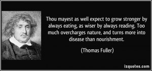 More Thomas Fuller Quotes