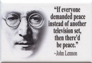 FM044 - John Lennon Quote